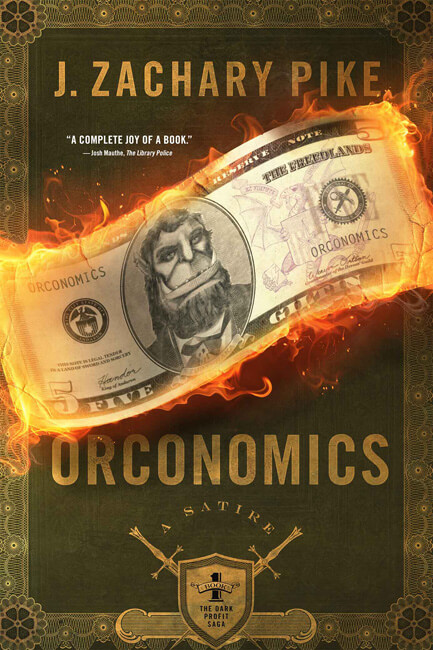 Orconomics Cover