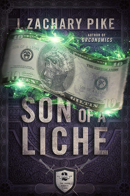 Son of a Liche Cover