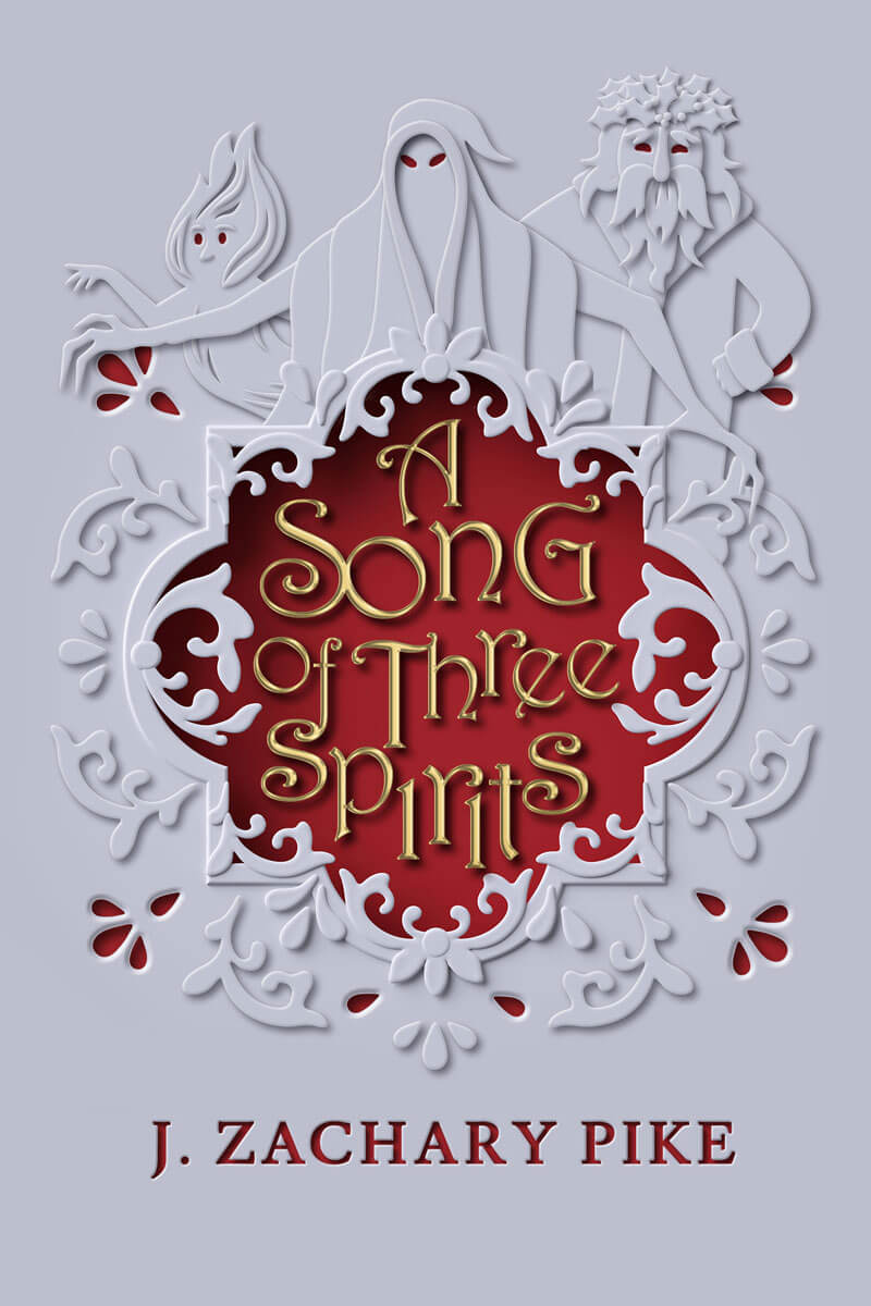 Cover of A Song of Three Spirits