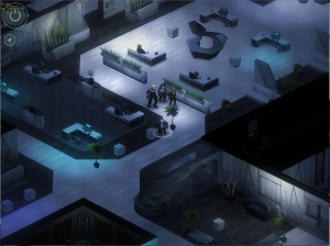 Shadowrun Screenshot